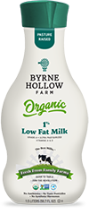 1 Low Fat - Organic Milk
