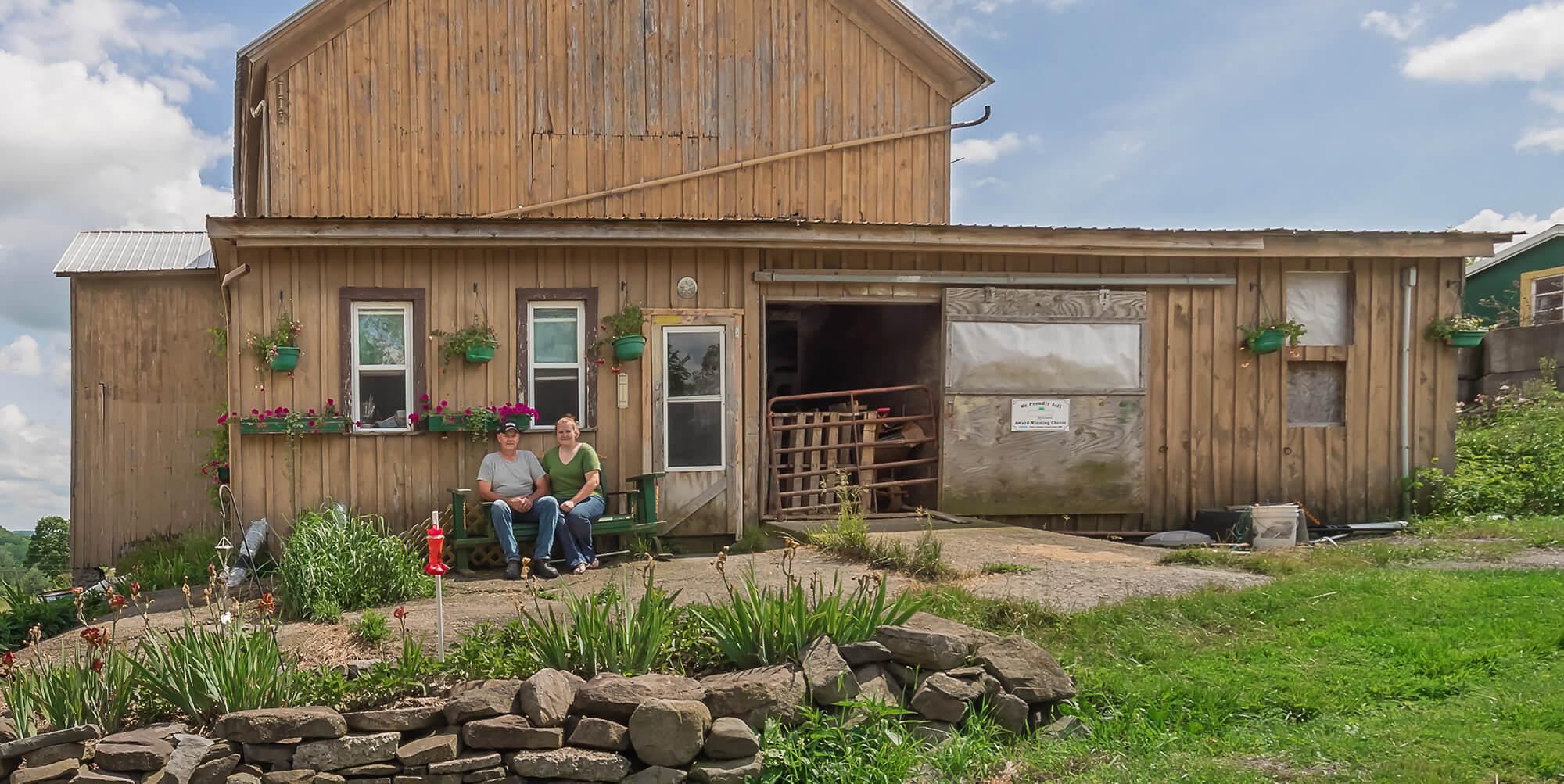 Antique Valley Farm barn image - Antique Valley Farm