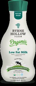 BHF Organic Low Fat 125x300 - 1% Low Fat Large