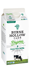 BHF Organic Low Fat Small - Organic Milk - 2 percent Reduced Fat