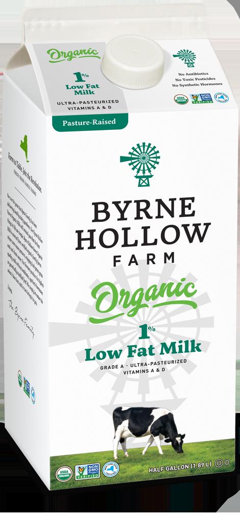 BHF Organic 1 470x1009 1 - Organic Milk - 1 Percent Low Fat Milk