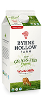 BHF grass fed whole halfgal small - Grass-Fed Organic Milk