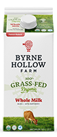 grass fed whole milk navigation by byrne hollow farm