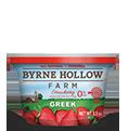 greek yogurt fruit on the bottom strawberry greek yogurt from byrne hollow farm