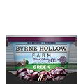 fruit on the bottom greek yogurt black cherry from byrne hollow farm