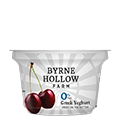 BHF greek yoghurt small black cherry - Black Cherry Greek Yoghurt