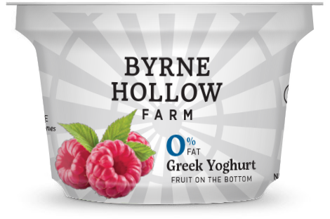 BHF greek Website 2019 Rasp - Raspberry Greek Yoghurt