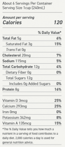 BHF lactose free 2 nutrition 133x300 - BHF_lactose-free_2%_nutrition