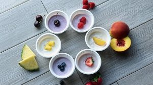 Greek Yoghurt Flavors from Byrne Hollow Farm