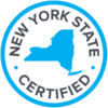 New York State Grown Certified logo - Co-Packing Companies