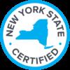 New York State Grown Certified logo - New York State Grown & Certified logo