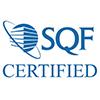 SQF Certified Logo - SQF Certified Logo