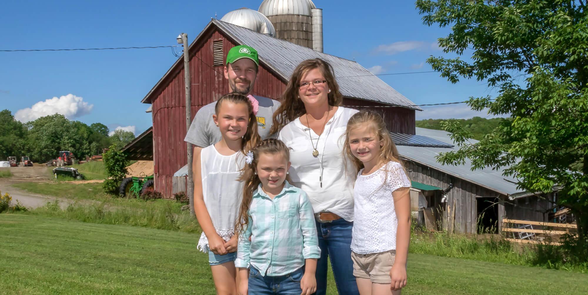 Waltz Farm family image - Waltz Farm