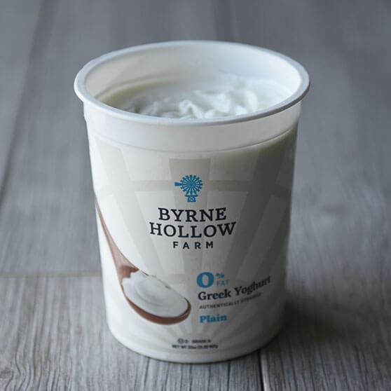 byrneholgreekvert Square - Organic Greek Yoghurt